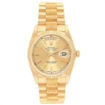Rolex Day-Date 36 18078 1987 pre-owned