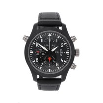 IWC Pilot Chronograph Top Gun Titanium 46mm Black Arabic numerals United States of America, Pennsylvania, Bala Cynwyd