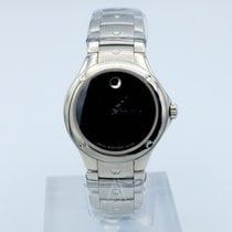 Movado Sports Edition Staal 28mm Zwart