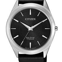 Citizen Titanium 39mm Quartz BJ6520-15E new