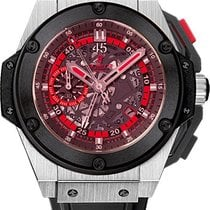 Hublot King Power Titanium 48mm Black