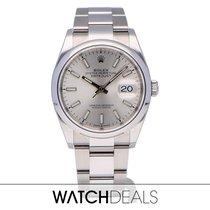 Rolex Datejust 126200 2019 gebraucht