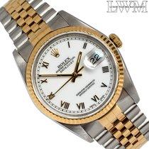 Rolex Datejust 16233 1989 tweedehands
