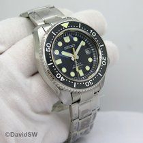 Seiko SLA021J1 Steel Marinemaster new