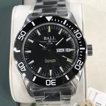Ball Engineer Master II Skindiver Steel 42mm Black No numerals United States of America, Massachusetts, Boston