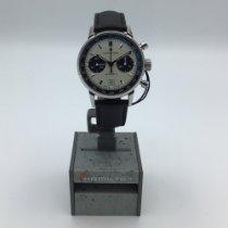 Hamilton Intra-Matic H38416711 Neu Stahl 40mm Automatik