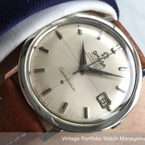 Omega Constellation VINTAGE AUTOMATIC AUTOMATIK DATE DATUM VINTAGE CHRONOMETER 1967 gebraucht