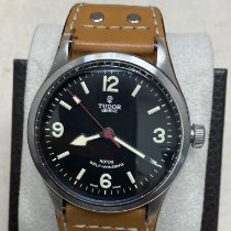 Tudor Steel Automatic 41mm pre-owned Heritage Ranger