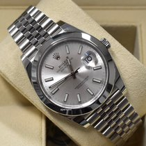 Rolex Datejust Steel 41mm Grey No numerals United States of America, Virginia, Arlington