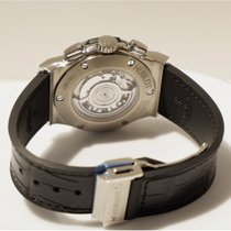 Hublot Classic Fusion Chronograph Titan 42mm Schwarz Keine Ziffern