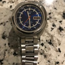 Seiko 5 Sports Steel 39mm United States of America, Florida, Miami