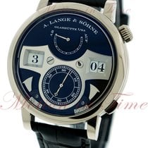 A. Lange & Söhne Zeitwerk new Manual winding Watch with original box and original papers 145.029