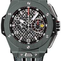 Hublot Big Bang Ferrari new Automatic Chronograph Watch with original box and original papers 401.FX.1123.VR
