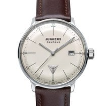 Junkers Steel 40mm Quartz 6070-5 new