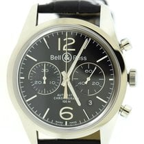 Bell & Ross Vintage Steel 41mm United States of America, New York, New York