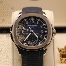 百達翡麗 (Patek Philippe) 5650G-001   Aquanaut Travel Time ...
