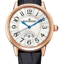Jaeger-LeCoultre Rendez-Vous Rose gold 37.5mm White Arabic numerals United States of America, New York, NEW YORK