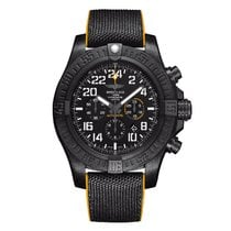 Breitling Avenger Hurricane 45 Chronograph Mens Watch XB0180E4...
