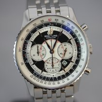 Breitling Montbrillant new 2018 Automatic Chronograph Watch with original box and original papers A4137012.B986.444A