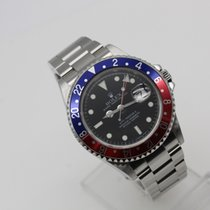 Rolex GMT-Master II 16710 T Steel 40mm PEPSI