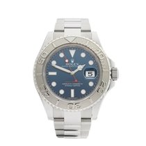 Rolex Yacht-Master 40 Steel 40mm Blue United Kingdom, Bishop's Stortford