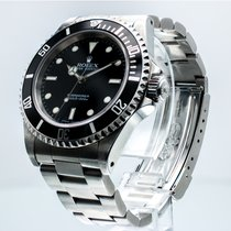 Rolex 2005 Black/Steel Submariner (No Date) - Ref. 14060M