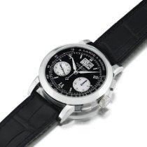 A. Lange & Söhne Datograph Flyback, Ref 403.035 Platinum...