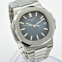Patek Philippe Nautilus 5711/1a-010 Blue Dial in Stainless...