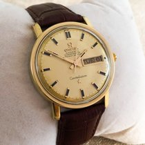 Omega Gold/Steel 35mm Automatic Constellation pre-owned