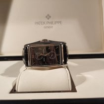 Patek Philippe new Manual winding Display Back Small Seconds Genevian Seal Chronometer Power Reserve Display Limited Edition 46mm Platinum Sapphire Glass
