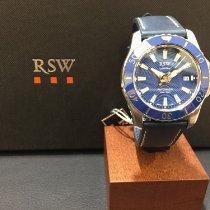 RSW Stahl 43mm Automatik 7245.3S.L3.3.00 neu