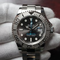 Rolex Yacht-Master 40 Steel 40mm Grey No numerals United States of America, Florida, Orlando