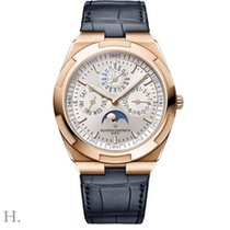Vacheron Constantin Rose gold Automatic Silver 41.5mm new Overseas