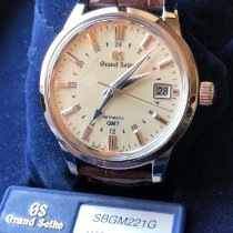 Seiko Steel Automatic SBGM221 pre-owned
