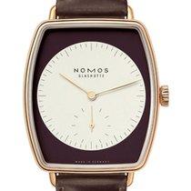 NOMOS 942 Or rose 2020 Lux 34mm nouveau