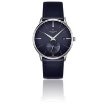 Junghans Meister MEGA Steel 38.4mm Blue