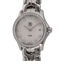 TAG Heuer Link Lady Steel 24mm Mother of pearl