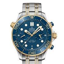 Omega Seamaster Diver 300 M 210.20.44.51.03.001 new