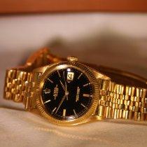 Rolex 1601 Oro amarillo 1960 Datejust 36mm usados