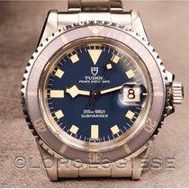 Tudor Stahl Chronograph 9411 gebraucht