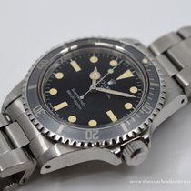 Rolex Submariner (No Date) 5513 1981