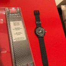 Swatch Plastique Quartz SCB100 nouveau France, Pinterville