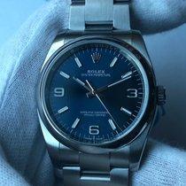 勞力士 Oyster Perpetual 36 鋼 36mm 藍色 阿拉伯數字 香港, See My Profile