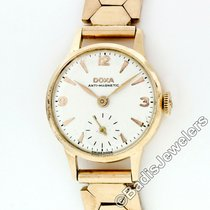 Doxa Women's watch 21.4mm Manual winding pre-owned Watch only 1950
