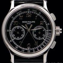 Patek Philippe Platinum 41mm Manual winding 5370P-001 pre-owned United States of America, New York, New York