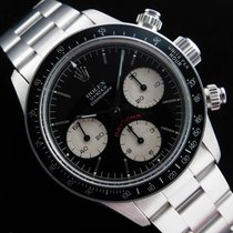 Rolex Daytona 6263 Sin usar Acero 37mm Cuerda manual