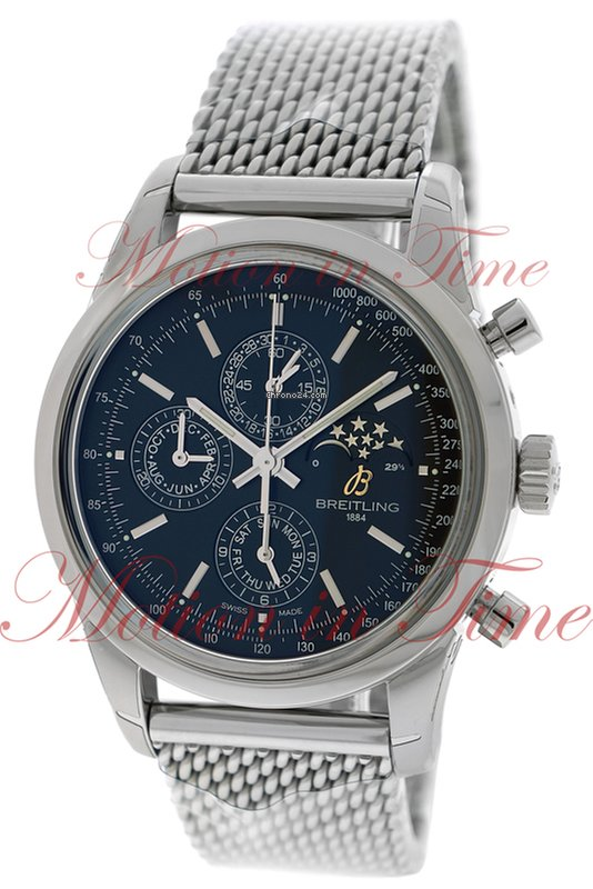 ad3051cc69b Breitling Transocean Chronograph II 1461 Perpetual Calendar... for $7,350  for sale from a Trusted Seller on Chrono24