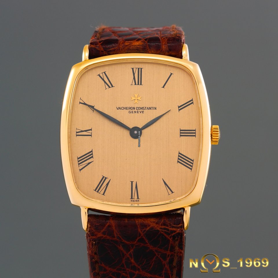 Vacheron Constantin 18k Gold Box For 4 484 For Sale From