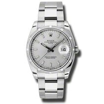 Rolex Oyster Perpetual Date 115210 sio new