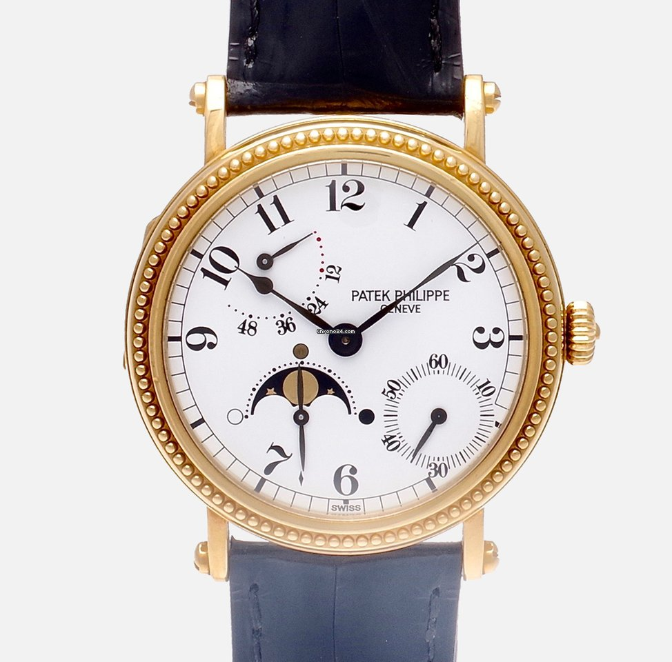 Patek Philippe Complications (submodel) 5015J-001 1993 pre-owned